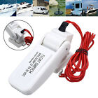 20 AMP Boat Bilge Pump Float Switch DC Level Controller Floating, White photo