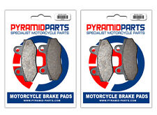 Hyosung GT 650 TTC 2007 Front Brake Pads (2 Pairs)