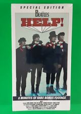 The Beatles - Help (VHS, 1995, Special Edition) NEW SEALED