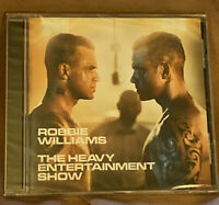ROBBIE WILLIAMS The Heavy Entertainment Show (2016) 11-track CD album BRAND NEW