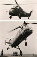 A0354  BUNDESWEHR Hubschrauber Sikorsky + Vertol 1960er
