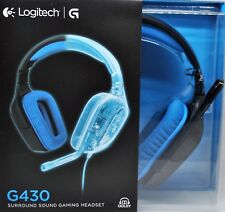 Logitech G430 Surround Sound Gaming Headset, 7.1 PC/PS4 - Neu & OVP, Händler