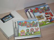 Super Mario Advance pour Game Boy Advance - NEUF BOITE - Import USA