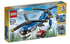 YRTS Lego 31049 Helicóptero de Doble Hélice ¡Nuevo en Caja! ¡New!