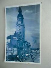 Ansichtskarte Proßnitz Rathaus 1941 (Nr.609)