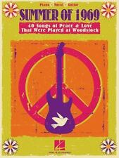 Summer of 1969: 40 Songs of Peace & Love That Were Played at Woodstock