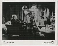 Emil Jannings, Hilde Weissner, Traumulus. Original Kino Aushang Photo von 1936