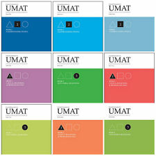 UMAT Preparation Material. Total of 9 books