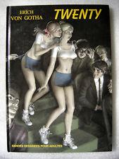 """BD """"Twenty"""" Erïch Von Gotha -tome1 1995 vraie Edition Originale française - RARE"""