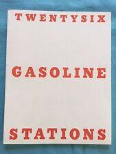 TWENTYSIX GASOLINE STATIONS - THIRD EDITION BY EDWARD RUSCHA