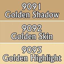 Reaper Master Series Acrylic Paint Triad 09731 Golden Skintones