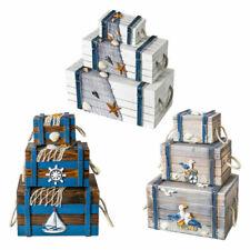Caja de almacenamiento decorativa