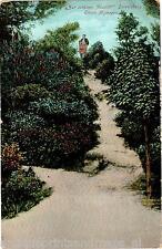 Nijmegen Berg en Dal Duivelsberg Beek Ubbergen ansichtkaart AK CPA 1907