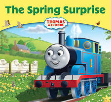 NEW - THOMAS and FRIENDS the SPRING SURPRISE ( story library )