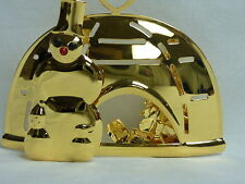 "2007 CHRISTMAS ORNAMENT ""CHRISTMAS IN GREENLAND"" GEORG JENSEN  I-5736"