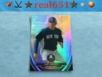 2013 Bowman Platinum #BPP34 GARY SANCHEZ Rookie-Prospect Sharp Centered Yankees