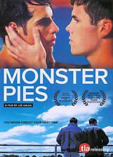 Monster Pies (DVD, 2013) TLA RELEASING GAY INTEREST REGION 1