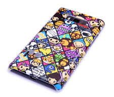 GUSCIO F Lg Optimus l7 p700 p705 Borsa Custodia Protettiva Case Cover emoticon COMIC