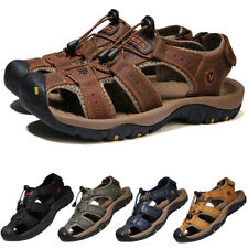 Mens Sandals Athletic Hiking Sandal Closed Toe Outdoor Walking Water Shoes