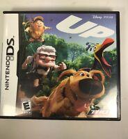 NINTENDO DS WALT DISNEY UP VIDEO GAME