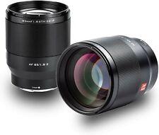 VILTROX 85mm F1.8 STM Autofocus Large Aperture Portrait Lens for Nikon Z-Mount