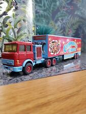 Chipperfields Circus code 3 Generator truck and  trailer.  1:50 scale.