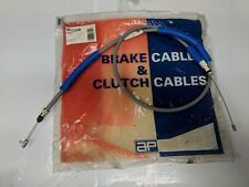 BORG AND BECK REAR LEFT BRAKE CABLE BB12249B PEUGOET 205 1.9 1986 - 1994
