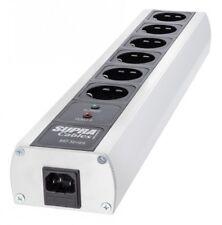 SUPRA MD06-EU/SP MKIII NEU 6-fach Netzleiste Filter Überspannungsschutz MD 06