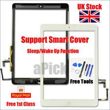 White Touch Screen Digitizer for iPad Air 1 A1474 A1475 A1476