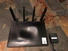 NETGEAR AC5300 Nighthawk X8 Tri-Band WiFi Router USED