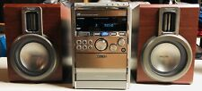 Philips MCM7/37 MP3/WMA Micro Hi-Fi System with CD Ripping and Remote