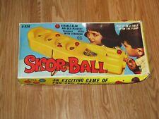 Marx Skor Ball Pinball Game Skee Toy Rare Version