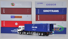 1/50 Scale International Shipping Freight Container Model 13 Styles