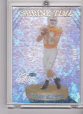 2013 FLEER ULTRA RETRO PEYTON MANNING SHOWCASE SHRINE TIME ST-1 #08/25