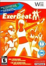 ExerBeat (Nintendo Wii, 2011) MINT