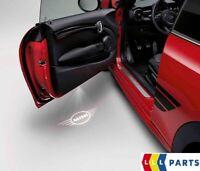 NEW GENUINE MINI GP GP3 F56 FRONT DOOR LED PROJECTORS PAIR SET LEFT + RIGHT