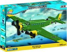 Cobi 5710 Junkers JU-52/3M Bausatz 548 Teile / 2 Figuren