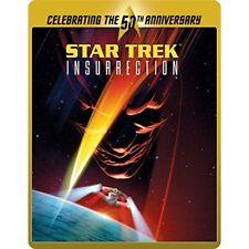 Star Trek 9 - Insurrection Limited Edition 50th Anniversary Steelbook BLURAY