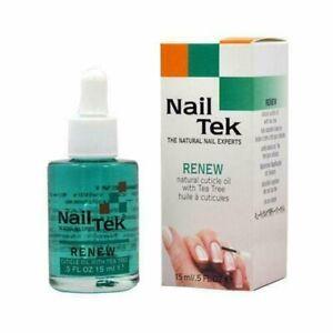 NAILTEK Renew Oil 0.5 oz 1 piece
