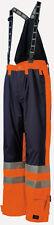 Helly Hansen Ludvika Mens Bib Pants Trousers Waterproof Hi Vis Size XXL Navy B56