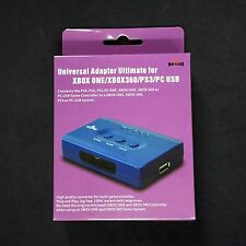 to for PS 2 3 4 XBOX 360 One PC Universal Controller Adapter Converter Mayflash