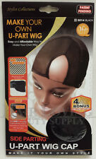QFITT MAKE YOUR OWN WIG SIDE PARTING U-PART WIG CAP #5014