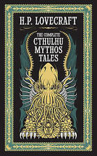 Complete Cthulhu Mythos Tales (Barnes & Noble Omnibus Leatherbound Classics) by H. P. Lovecraft (Hardback, 2016)