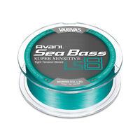 * VARIVAS Avani Seabass PE SUPER SENSITIVE LS8 150m Blue green  8Braid line