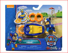 Paw Patrol CHASE Launching Surfboard Set - Life Ring Launcher  🌟NEW🌟