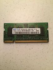 barrette de ram 1 GB 2Rx16 PC2 6400S PC PORTABLE DDR2 Et Mac Book