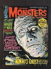 December 1965 Famous Monsters of Filmland # 36