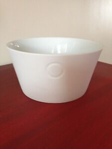 Nespresso Porcelain bowl by Christian Ghion,NEW