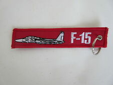 Catena chiave Remove before Volo F-15 Jet Airforce Pilota