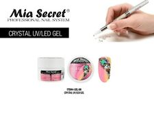 Mia Secret 7g LED/UV Gel Secure Diamonds Crystals  - New GUMMY JELLY like